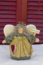 492 - Country Angel E-Pattern