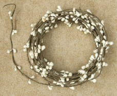 Pip Berry String Garland - Ivory