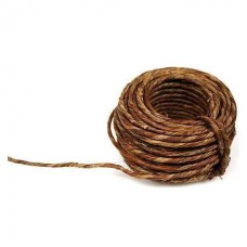 Naturally Wired Rope - Brown - 40 Ft